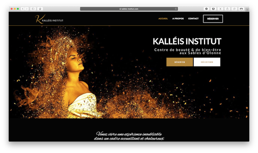 kalleis-institucreation-web-bretagne-webmaster-wordpress-booking