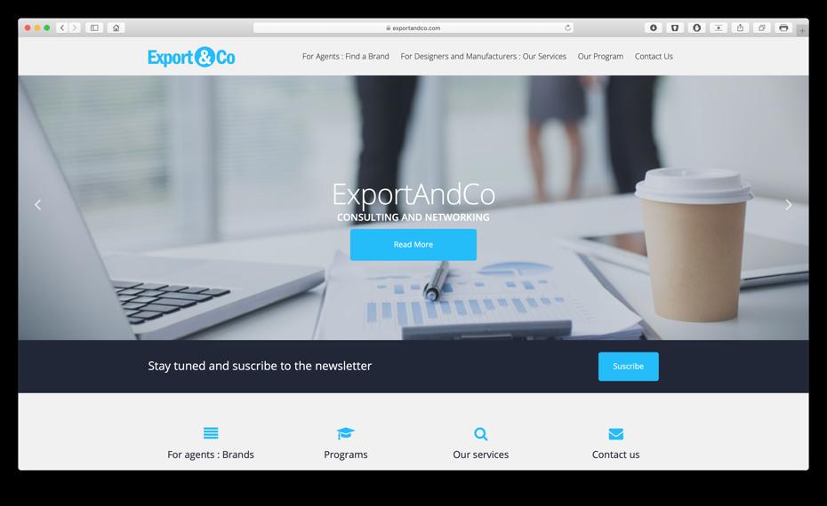 exportandco-portfolio-wordpress-creation-web-bretagne-bldwebagency-agence-web